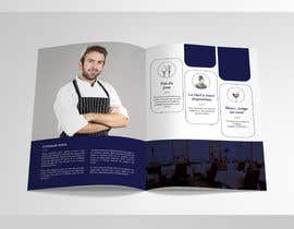 #9 for Design a restaurant brochure by grshojol