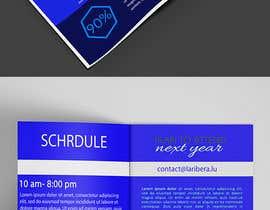 #14 for Design a restaurant brochure by Akheruzzaman2222