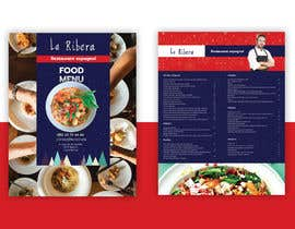 #7 for Design a restaurant brochure by hojjatsa