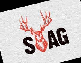Nro 194 kilpailuun New Logo DEER HUNTING käyttäjältä rajgraphicmagic