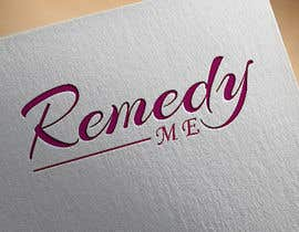 "#29 para Logo for new nail business ""Remedy Me"" de issue01"