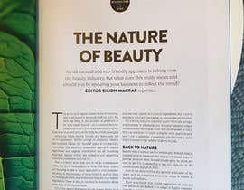 #24 untuk A4 magazine designed oleh princegraphics5