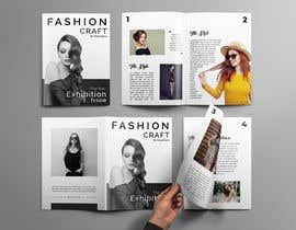 #16 for A4 magazine designed af masudhridoy