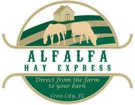 #26 untuk Logo Design for hay delivery business oleh wasiulhuq