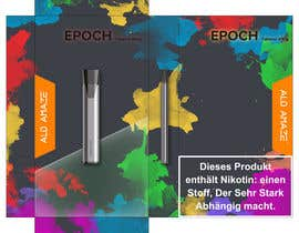 #58 for create packaging design for a vape pen + pods by UtkU666