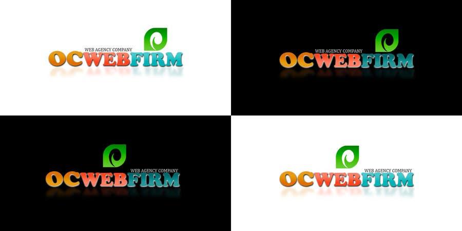 Конкурсная заявка №118 для Logo Design for a web agency company