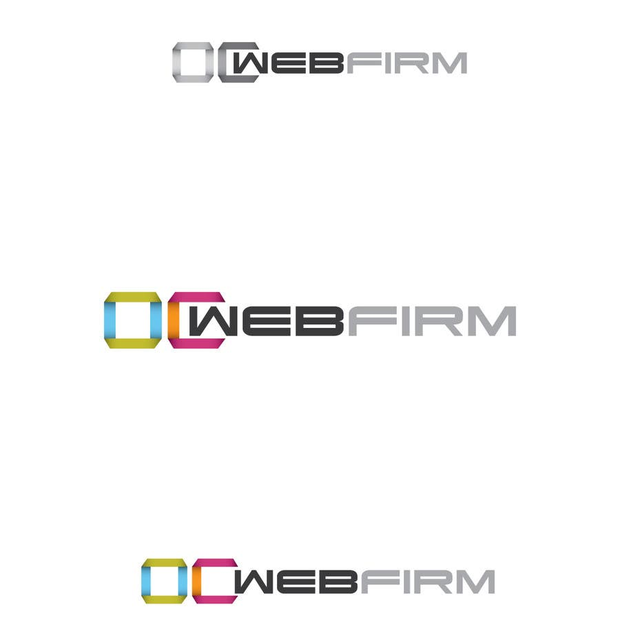 Penyertaan Peraduan #                                        234                                      untuk                                         Logo Design for a web agency company