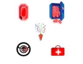 #6 for Game Icons for mobile game by grecuiuliann