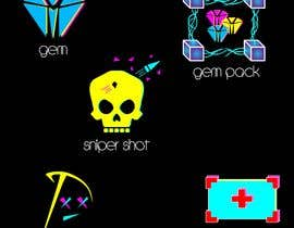#5 for Game Icons for mobile game by Sajal353