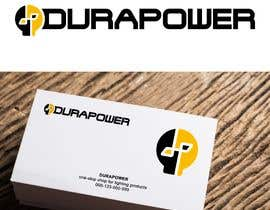 #347 for Durapower Lighting Brand Logo by stimart