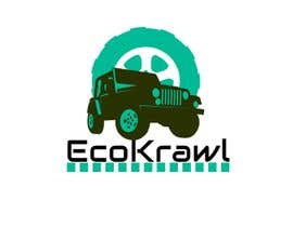 #67 для EcoKrawl Logo Design от NurhasyimahAmin