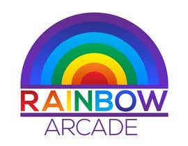 #164 for Sign - Rainbow Arcade by wanaku84