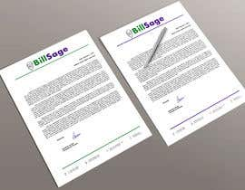 #54 untuk Create a nice letterhead with logo and contact info oleh mehfuz780