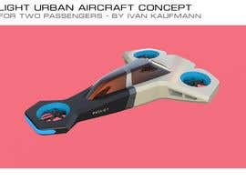 #94 for Light Urban Aircraft Design by ivankauf