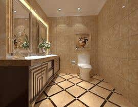 #12 for Powder room/ small washroom interior design by rah56537c4d0106c