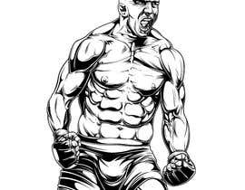 #41 untuk Illustrate 2 MMA Fighter oleh Rotzilla
