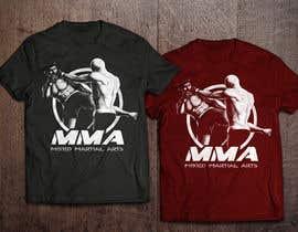 #25 untuk Illustrate 2 MMA Fighter oleh canache
