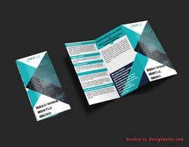 nº 16 pour Design a Brochure par biplabnayan