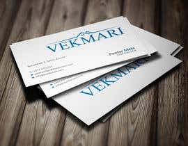 #185 para Design a business card for construction company de nawab236089
