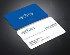 #215 para Design a business card for construction company de Joy2025
