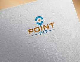 #134 for Point Fit logo af junaidraju