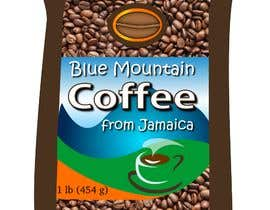 #7 for Jamaican Blue Mountain Coffee Product Label by letindorko2