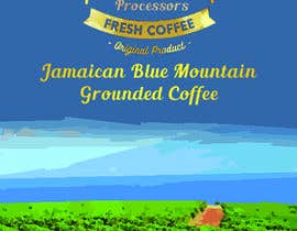 #9 for Jamaican Blue Mountain Coffee Product Label by foujdarswati6