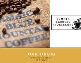 nº 1 pour Jamaican Blue Mountain Coffee Product Label par khairunnisanawi