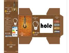 #13 for New Light Bulb Box Design af mdfijulislam