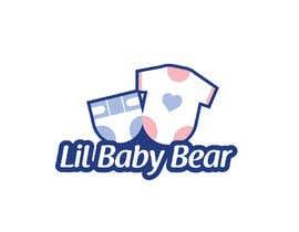 nº 25 pour Logo for baby clothing website par purkaitsuman2
