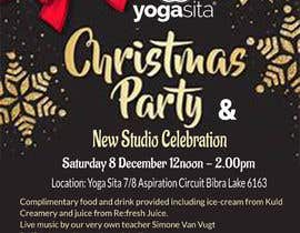 #19 for Yoga Sita Christmas Party by Fariaakter01