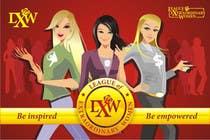 Logo Design for League of Extraordinary Women için Graphic Design52 No.lu Yarışma Girdisi