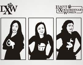 #29 untuk Logo Design for League of Extraordinary Women oleh hmwijaya