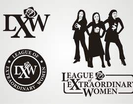 #28 untuk Logo Design for League of Extraordinary Women oleh hmwijaya