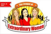 Graphic Design Natečajni vnos #5 za Logo Design for League of Extraordinary Women