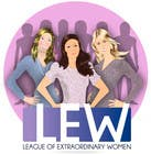 Logo Design for League of Extraordinary Women için Graphic Design64 No.lu Yarışma Girdisi