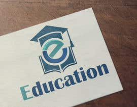 #100 for Simple education logo extension by SabbirAhmed520