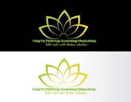 nº 15 pour Design logo for  Công ty TNHH Cây Xanh Đông Thuận Đông par mohsinazadart