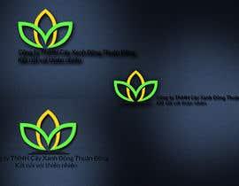 nº 4 pour Design logo for  Công ty TNHH Cây Xanh Đông Thuận Đông par mahdi79