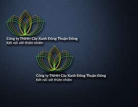 nº 6 pour Design logo for  Công ty TNHH Cây Xanh Đông Thuận Đông par mahdi79