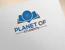 Nro 134 kilpailuun Design a Logo for Website PLANET OF STUDENTS käyttäjältä Jewelrana7542