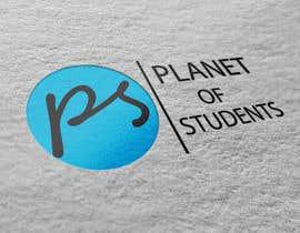 Nro 132 kilpailuun Design a Logo for Website PLANET OF STUDENTS käyttäjältä diptikhanom