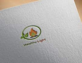 "#29 for I just need a simple logo design for stationary branding and Social Media, and the name of the logo is ""healthy light"" af SAHBADHON"