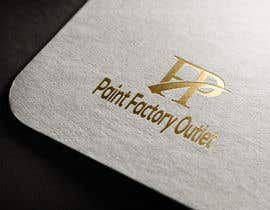 #226 for PFO(Paint Factory Outlet) Logo by BulbulRana