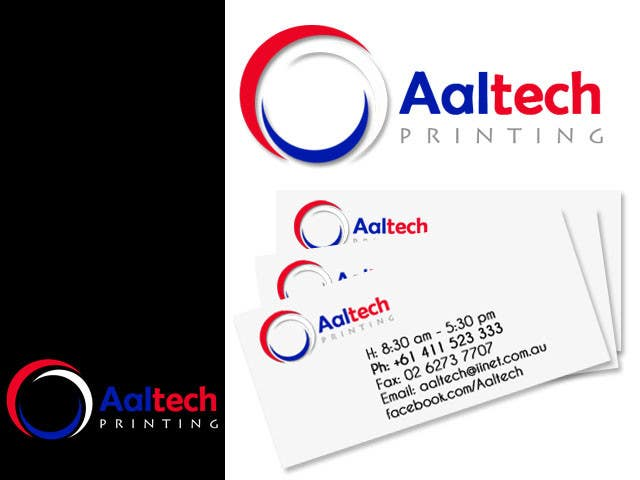 Конкурсная заявка №74 для Logo Design for Aaltech Printing
