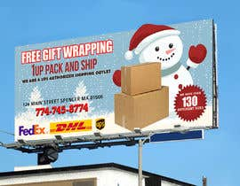 #44 for Christmas Holiday  billboard by FantasyZone