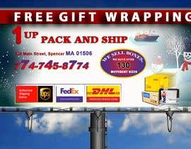 #74 for Christmas Holiday  billboard by tlcsattar