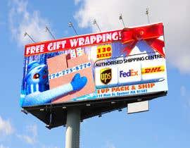 #56 for Christmas Holiday  billboard by STUDIOZer0