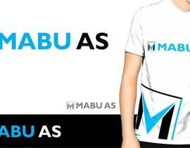 nº 361 pour Logo Design for MABU AS par trying2w