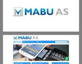#391 para Logo Design for MABU AS por trying2w